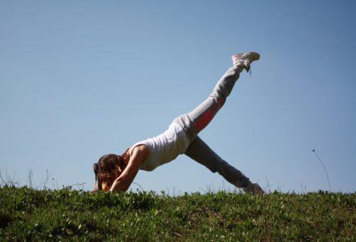 Ginnastica per la salute, fitness e benessere basata su tecniche Pilates